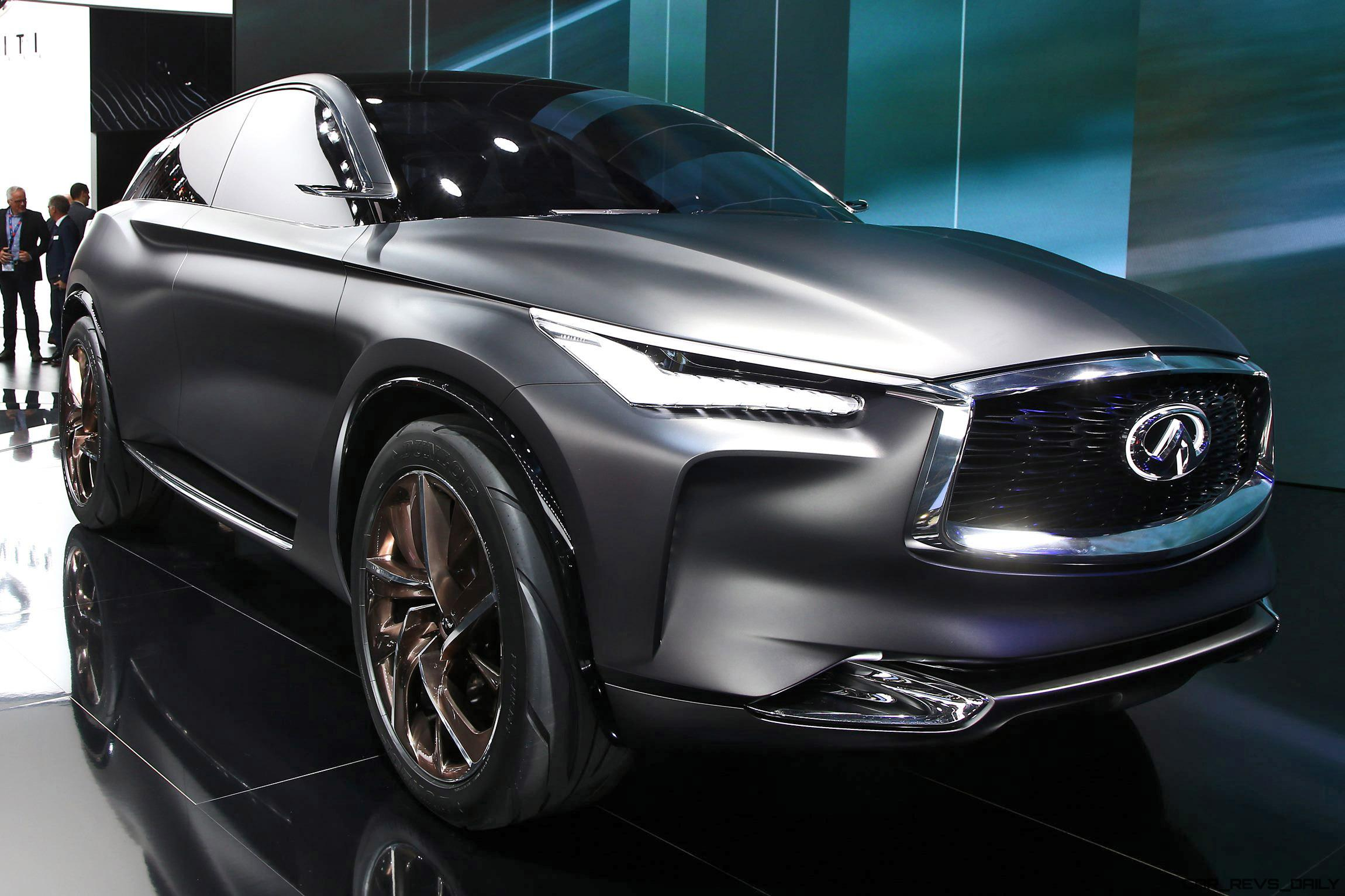 Updated With Live Photos 2016 Infiniti Qx Sport