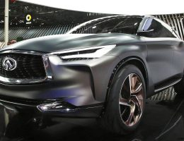 Updated with Live Photos – 2016 Infiniti QX Sport Inspiration Concept