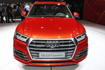 2018 Audi Q5 - Paris Debut for Fresh Facelift