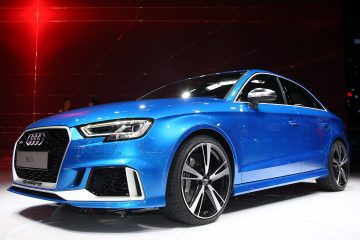 Update1 - Audi Pulls No Punches With 400HP RS3 Sedan