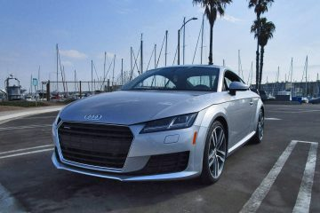 2016 Audi TT Coupe 2.0T Quattro S-Tronic – Road Test Review – By Ben Lewis