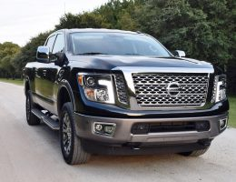 2016 Nissan TITAN XD Platinum Reserve 5.6L V8 – HD Road Test Review