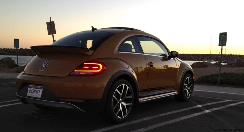 2016 VW Beetle DUNE - Road Test Review - By Ben Lewis