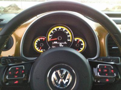 2016 VW Beetle DUNE 12