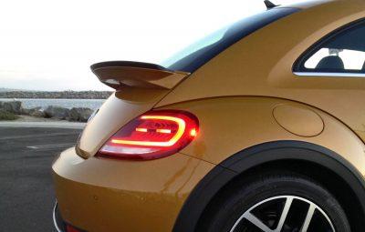 2016 VW Beetle DUNE 8