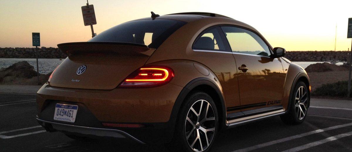 2016 VW Beetle DUNE 9