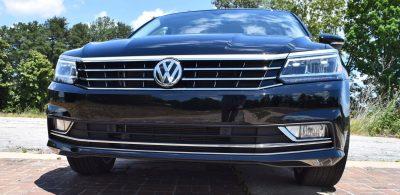2016 VW Passat SEL 10