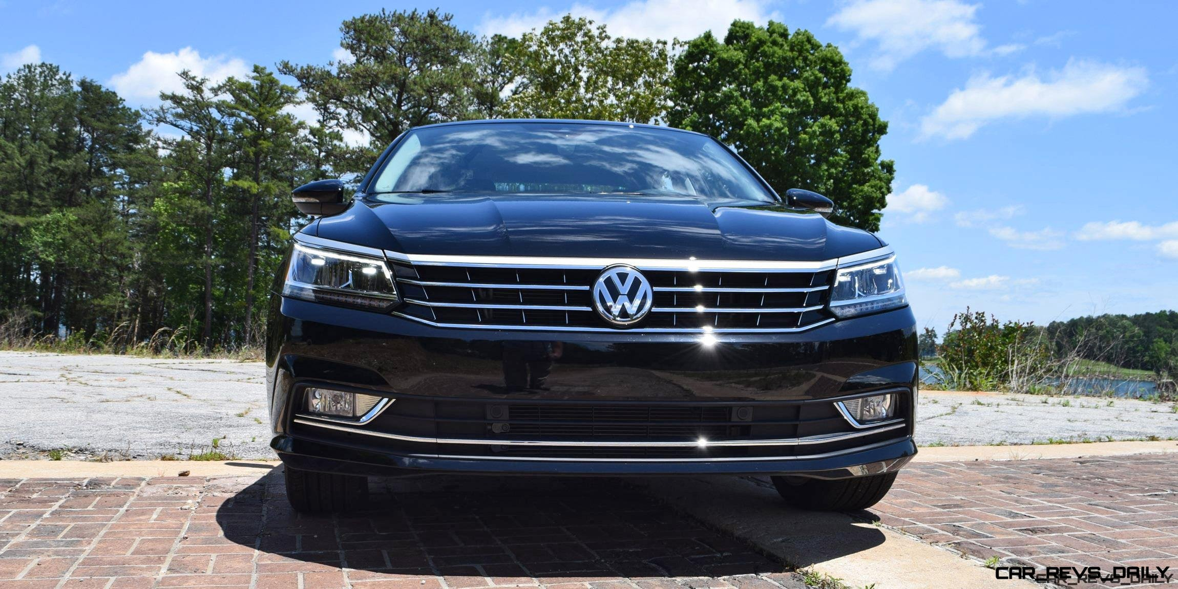 2016 volkswagen passat 1 8t sel premium hd first drive. Black Bedroom Furniture Sets. Home Design Ideas