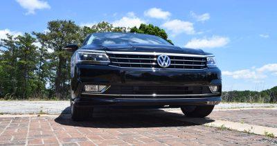 2016 VW Passat SEL 12