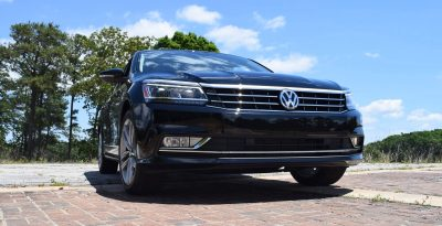 2016 VW Passat SEL 13