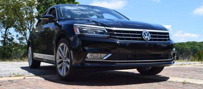 2016 VW Passat SEL 14