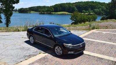 2016 VW Passat SEL 15