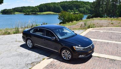2016 VW Passat SEL 16