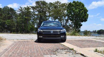 2016 VW Passat SEL 2