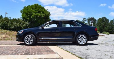 2016 VW Passat SEL 20