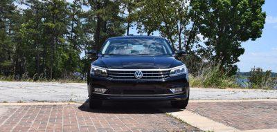 2016 VW Passat SEL 3