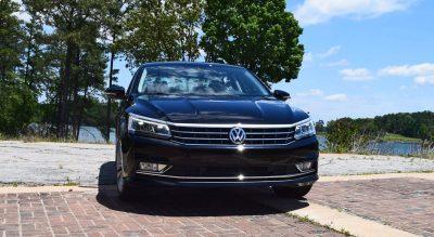 2016 VW Passat SEL 4