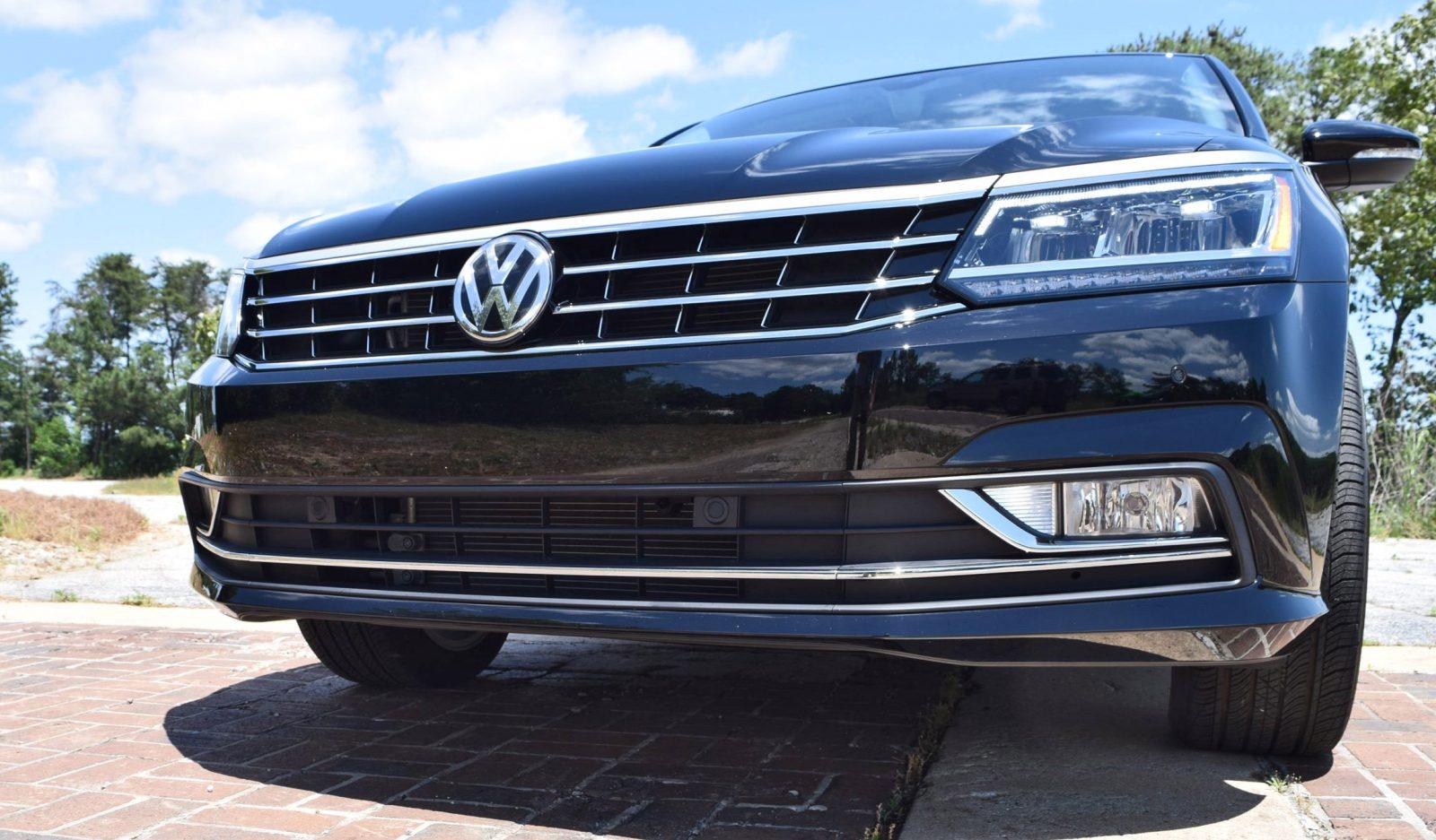 2016 Volkswagen Passat 1 8t Sel Premium Hd First Drive