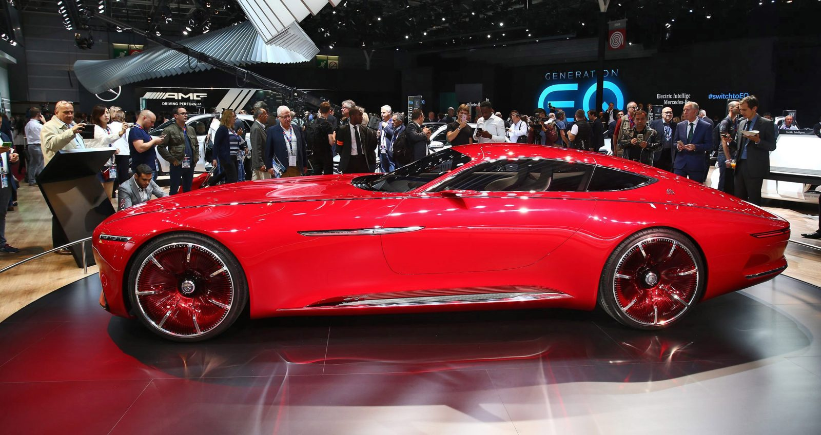 Mid City Subaru >> 2016 Vision Mercedes-Maybach 6 - Paris Debut GALLERY ...