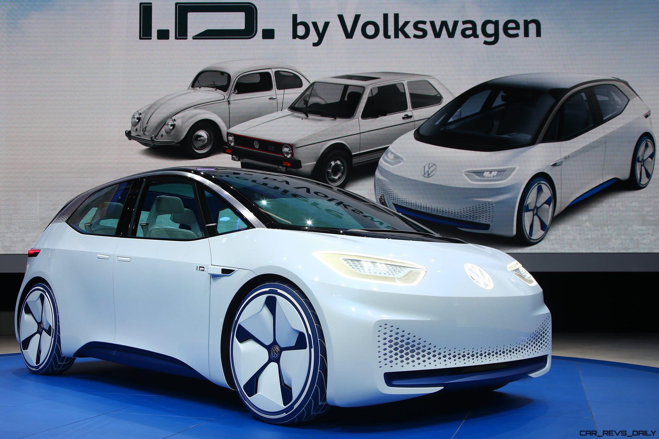 2016 volkswagen id concept car revs. Black Bedroom Furniture Sets. Home Design Ideas