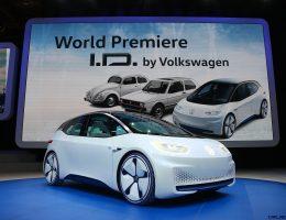 2016 Volkswagen ID Concept