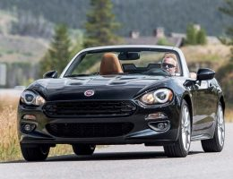 Mountain Drive! 2017 FIAT 124 Spider – By Anthony Fongaro