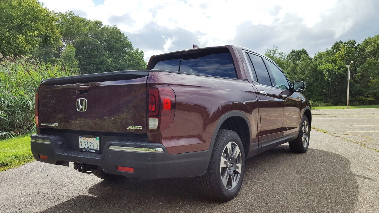 2017 Honda Ridgeline AWD RTL-E - Road Test Review - By Carl Malek 2017 ...