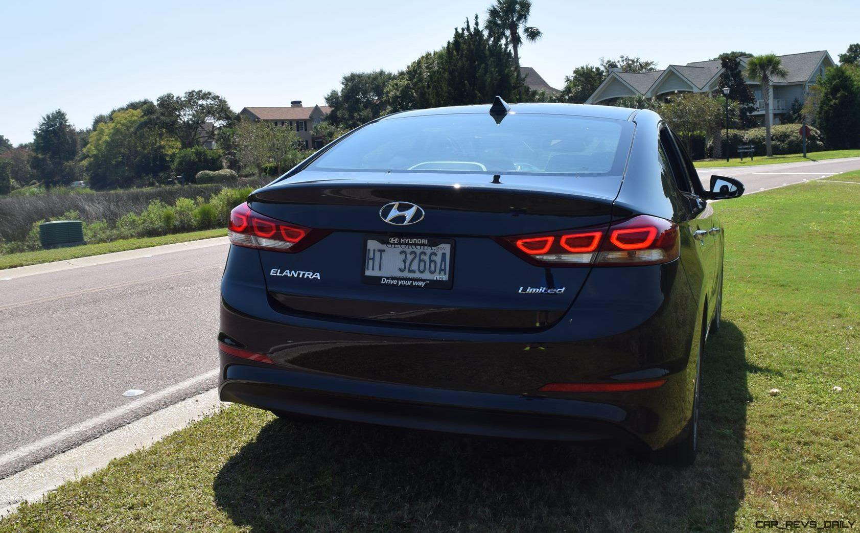 2017 hyundai elantra ultimate road test review drive video. Black Bedroom Furniture Sets. Home Design Ideas