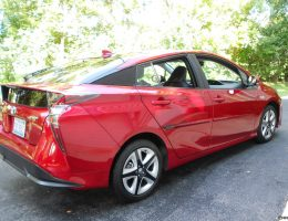 "2017 Toyota PRIUS – Road Test Review – By Ken ""Hawkeye"" Glassman"