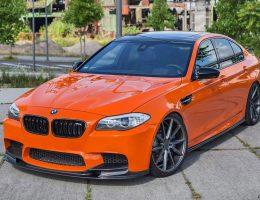 2016 BMW M5 GTS by Carbonfiber Dynamics