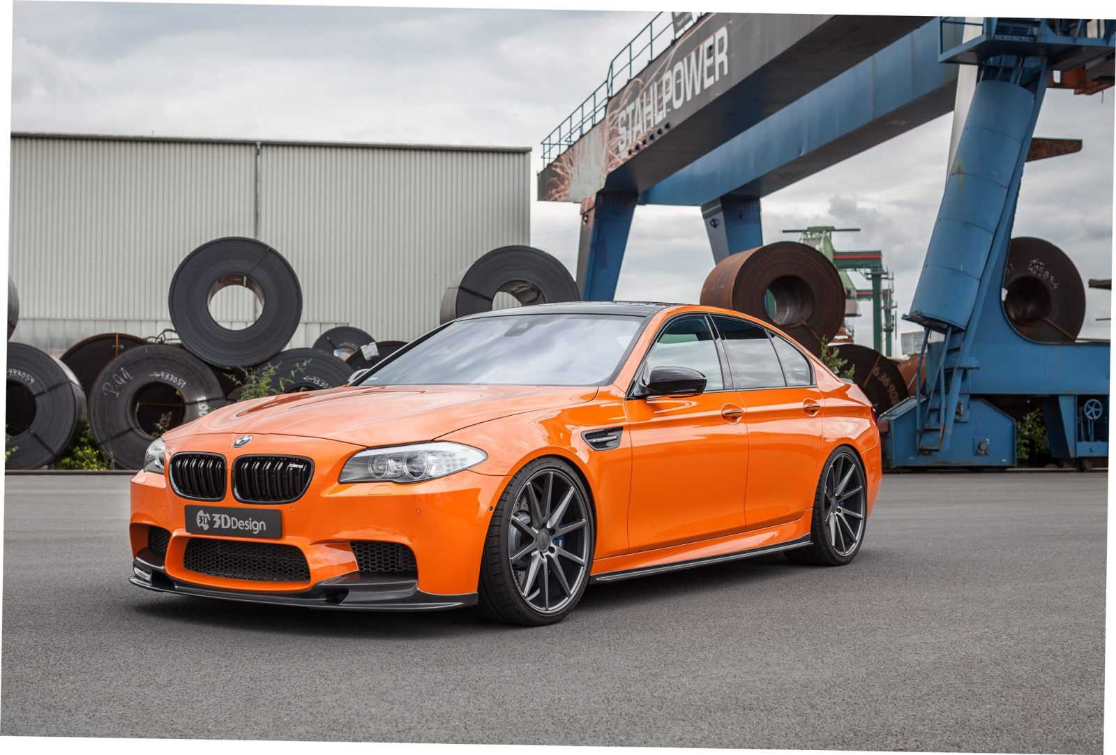 2016 Bmw M5 Gts By Carbonfiber Dynamics