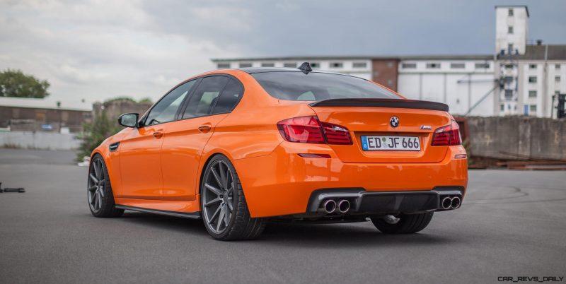 2016 BMW M5 GTS by Carbonfiber Dynamics » CAR SHOPPING » Car-Revs
