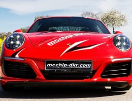 McChip-DKR 2017 Porsche 911 Scores Value-Priced Turbo ECU Reflash