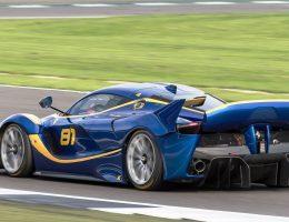 FXX-K Action Gallery – 2016 Ferrari Passione Silverstone