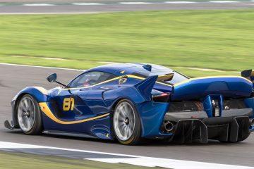 FXX-K Action Gallery - 2016 Ferrari Passione Silverstone