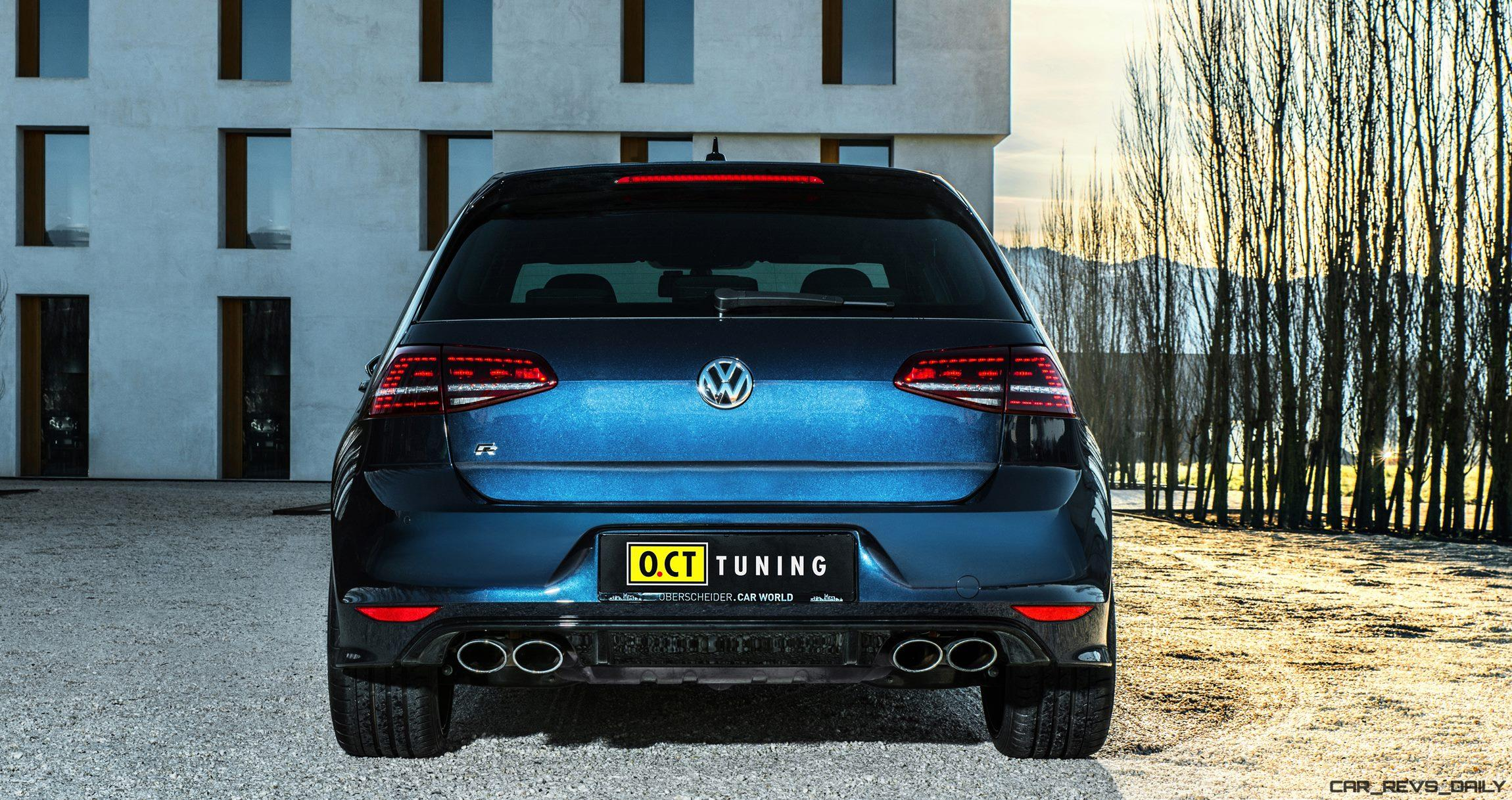 3 second vw oct tuning liberates 450hp from golf 7 r. Black Bedroom Furniture Sets. Home Design Ideas