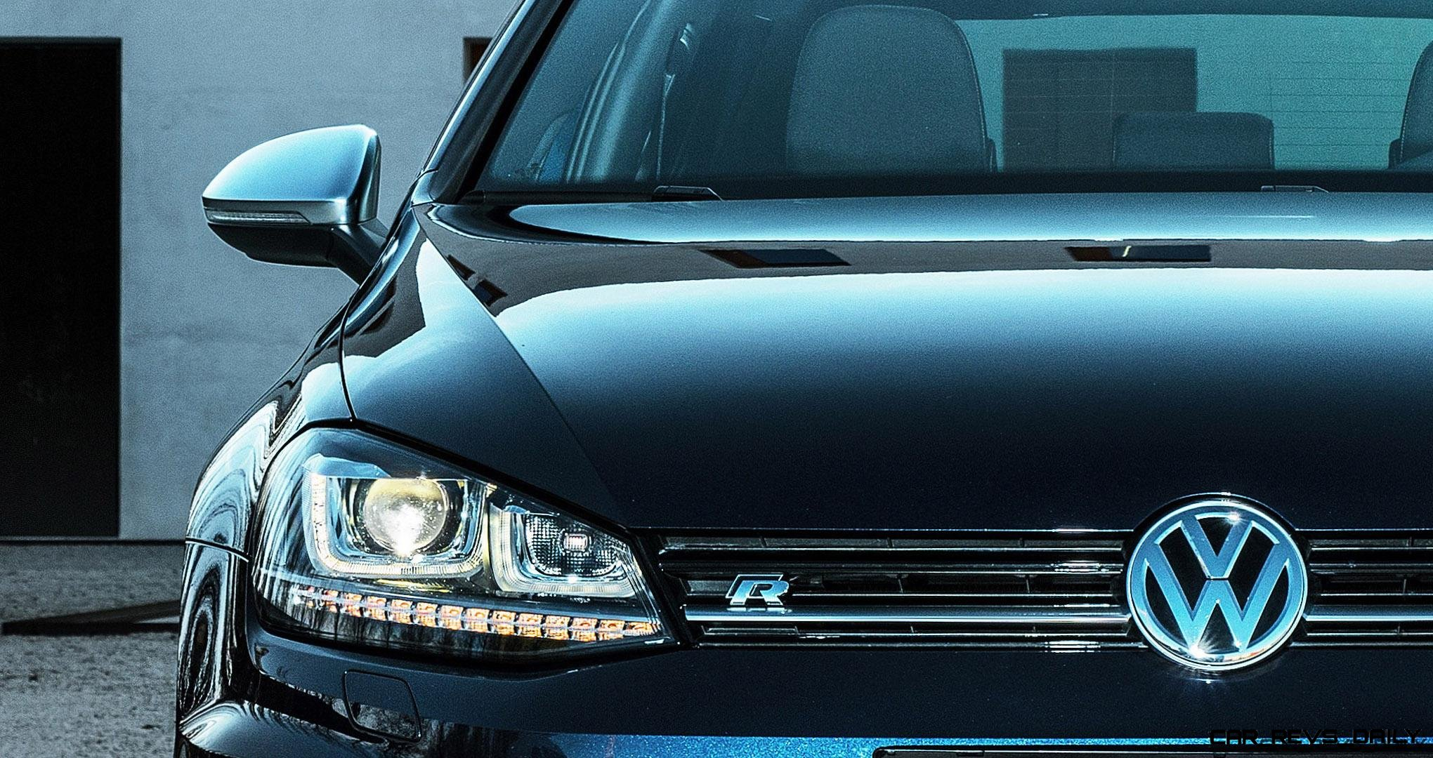 3-Second VW? OCT Tuning Liberates 450HP from GOLF 7 R