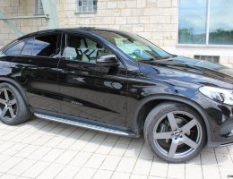 2017 Mercedes-AMG GLE63 Coupe – By CHROMETEC GmbH