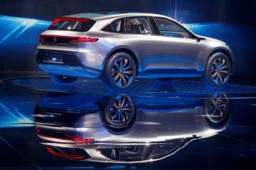 EQ Concept Mercedes-Benz - Paris Launch Party