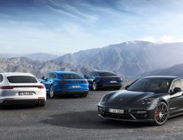 Paris Preview – 2018 Porsche PANAMERA 4 E-Hybrid