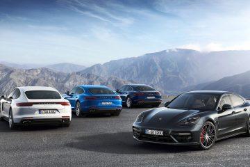 Paris Preview - 2018 Porsche PANAMERA 4 E-Hybrid