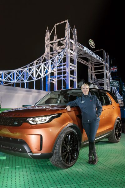 zara-phillips-poses-with-the-new-land-rover-discovery-at-global-unveiling-at-packington-hall-solihull-uk