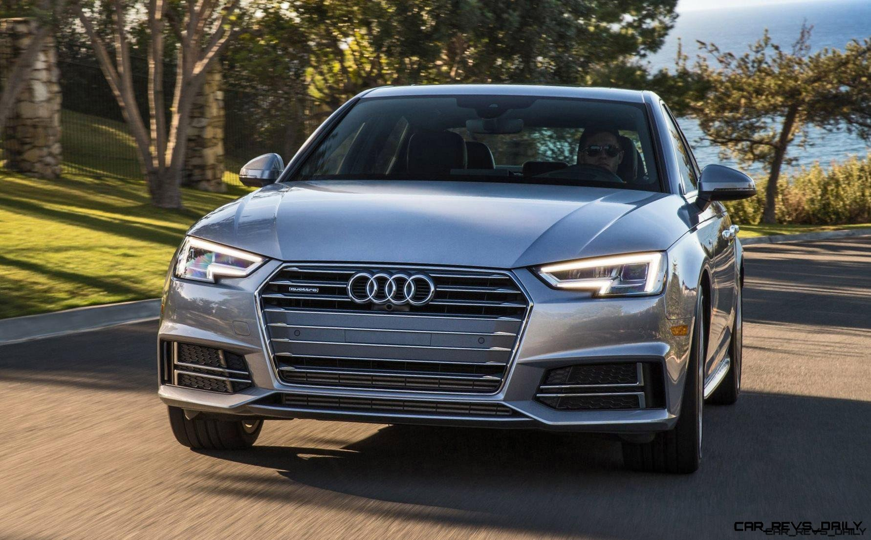 2017 audi a4 quattro - road test review -ben lewis » car shopping
