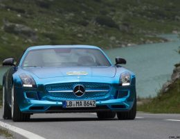 Mercedes-AMG Prepares For Electric Future