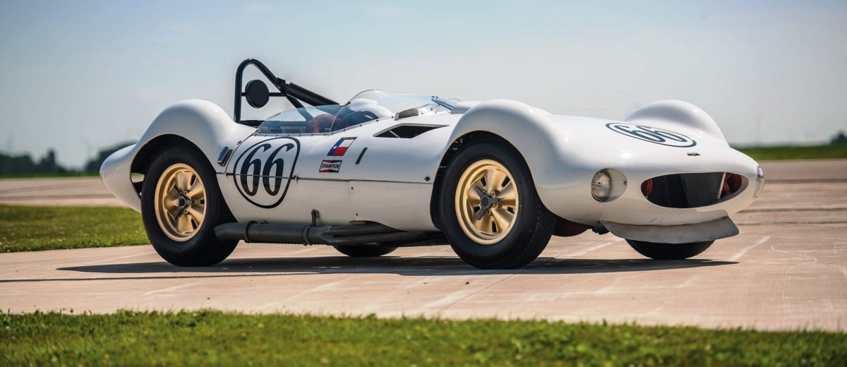 1961 Chaparral 1 Prototype - RM Sothebys Monterey 2016 Highlight