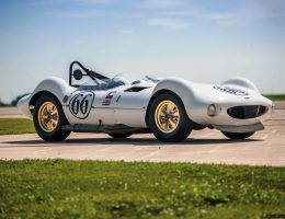 1961 Chaparral 1 Prototype – RM Sothebys Monterey 2016 Highlight