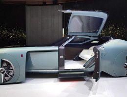 2016 Rolls-Royce Concept 103EX Lands in California
