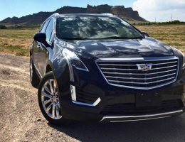 2017 Cadillac XT5 Platinum – Road Test Review – By Tim Esterdahl