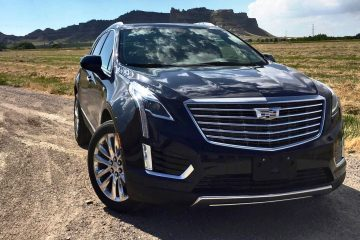 2017 Cadillac XT5 Platinum - Road Test Review - By Tim Esterdahl