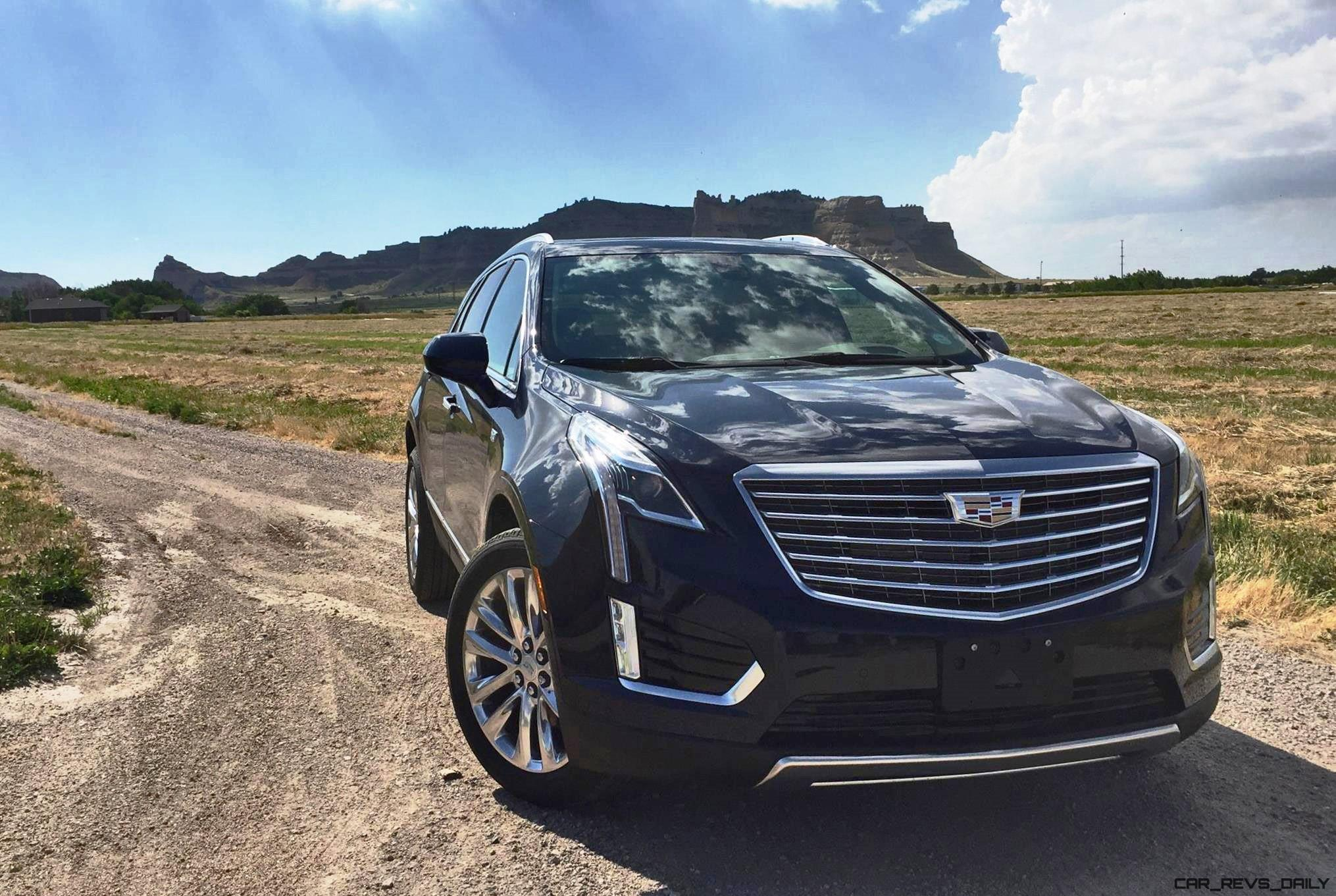 2017 cadillac xt5 platinum road test review by tim esterdahl. Black Bedroom Furniture Sets. Home Design Ideas